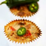 Clean Eating Southwest Breakfast Muffins Recipe