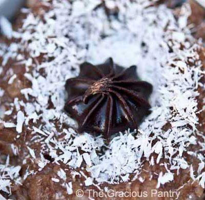 Clean Eating German Chocolate Oatmeal Recipe