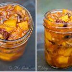 Clean Eating Mango Chutney