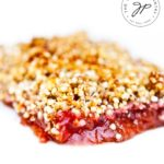 Clean Eating Strawberry Rhubarb Apple Crisp Recipe