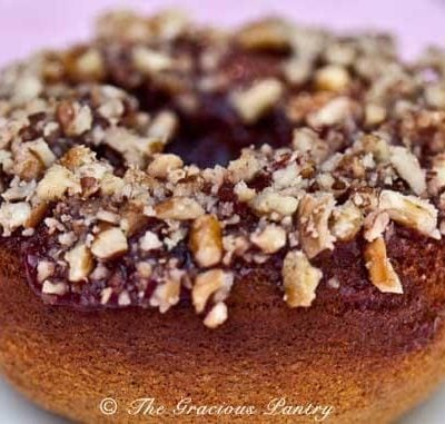 Clean Eating Doughnuts Recipe