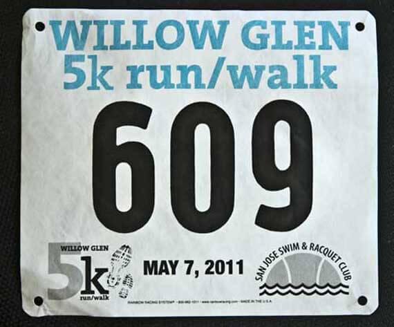 My First 5K Run