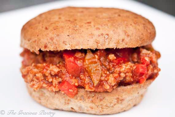 Clean Eating Sloppy Joes Recipe