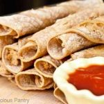 Clean Eating Taquitos