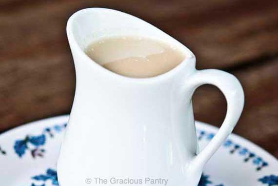 Clean Eating Condensed Milk Recipe