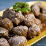 Clean Eating Sweet & Sour Meatballs