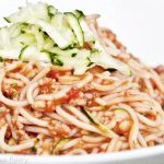 Clean Eating Weeknight Spaghetti Recipe