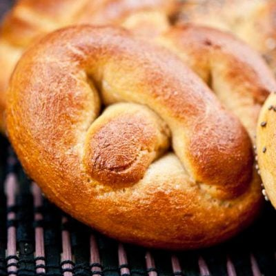 Clean Eating Soft Pretzels Recipe