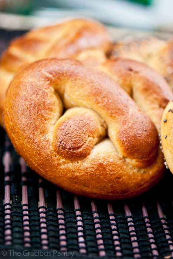Clean Eating Soft Pretzels Recipe