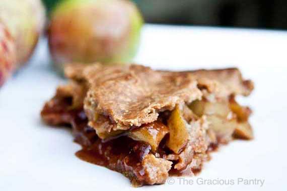 From Scratch Apple Pie Recipe