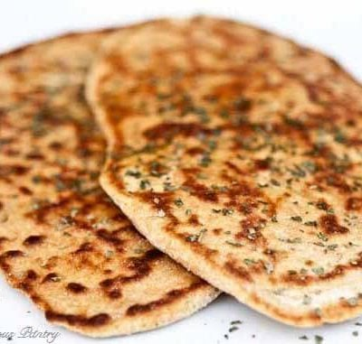 Clean Eating Naan Recipe