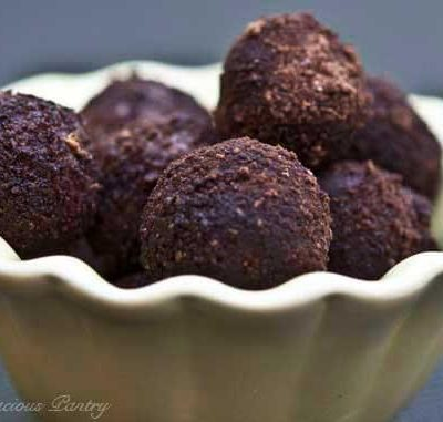 Clean Eating Jum-Jills (Energy Balls)