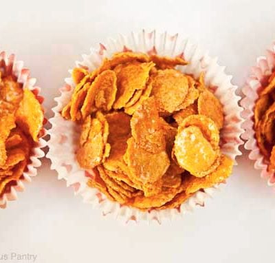 Clean Eating Honey Joys Recipe