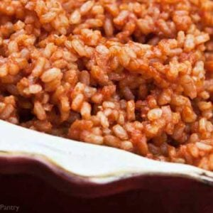 Clean Eating Mexican Rice Recipe