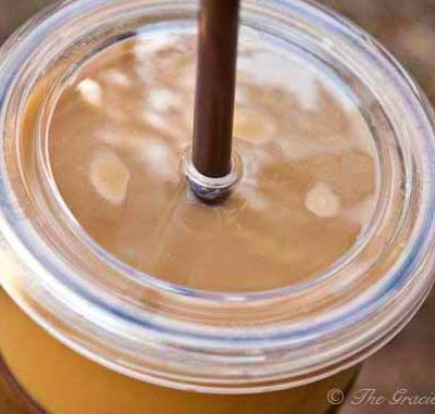 Clean Eating Pumpkin Spice Latte Recipe
