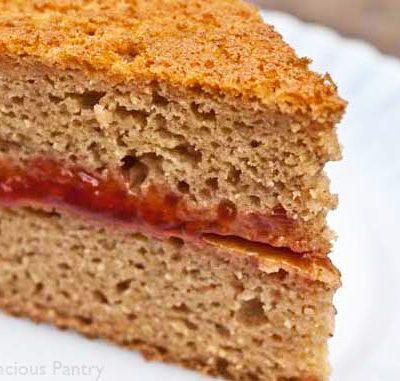 Clean Eating Birthday Cake Recipe