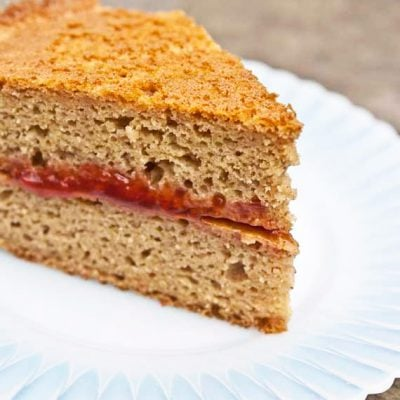 Whole Wheat Cake Recipe