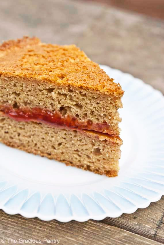 Clean Eating Whole Wheat Cake Recipe