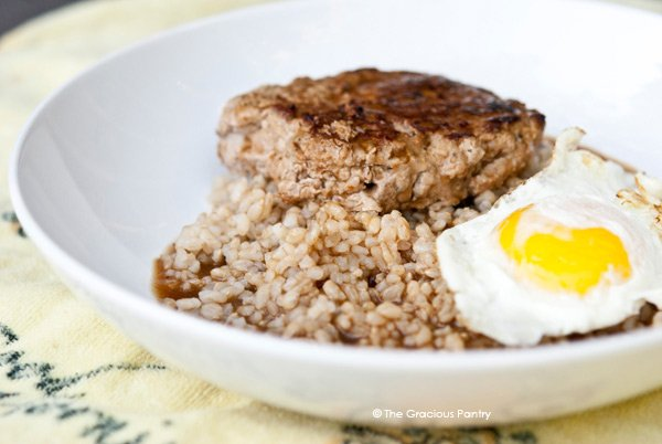 Loco Moco Recipe The Gracious Pantry
