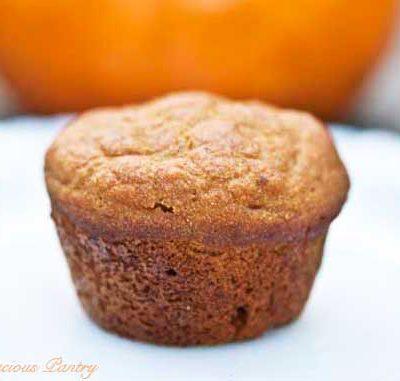 Clean Eating Pumpkin Spice Mini Muffins Recipe