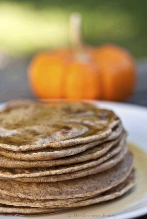 Pumpkin Spice Pancakes And Other Such Pumpkin Treats Recipe ...