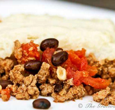 Clean Eating Mexican Shepherds Pie Recipe