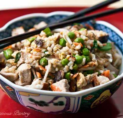 Clean Eating Pork Fried Rice Recipe