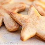 Clean Eating Cut Out Cookies Recipe
