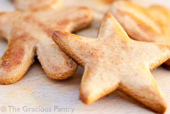 Whole Wheat Cut Out Cookies Recipe