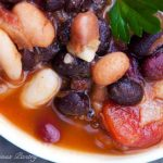 Clean Eating 4 Bean Chili Recipe