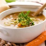 "Clean Eating ""Build It Yourself"" Vegetable Soup"