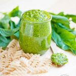 Clean Eating Traditional Pesto Sauce Recipe