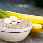 Clean Eating Banana Bread Oatmeal Recipe