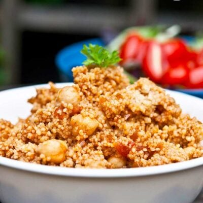 Indian CousCous Recipe