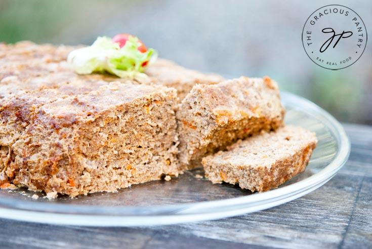 Clean Eating Slow Cooker Meatloaf Recipe