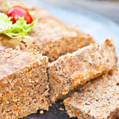 Clean Eating Slow Cooker Meatloaf Recipe
