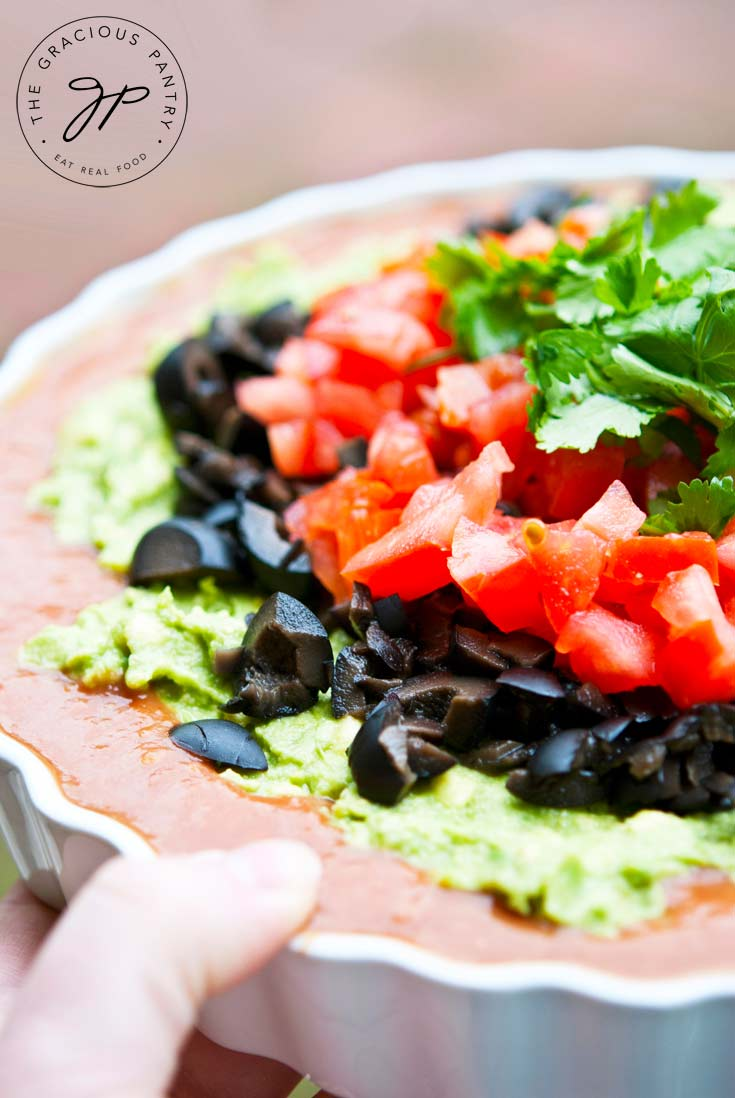 Clean Eating TexMex Dip Recipe