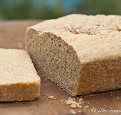 Clean Eating Breakfast Bread Recipe