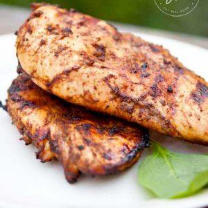 Clean Eating BBQ Tandoori Chicken Recipe