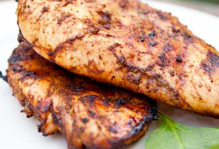 Clean Eating BBQ Tandoori Chicken Recipe
