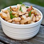 Clean Eating Slow Cooker White Chicken Chili Recipe