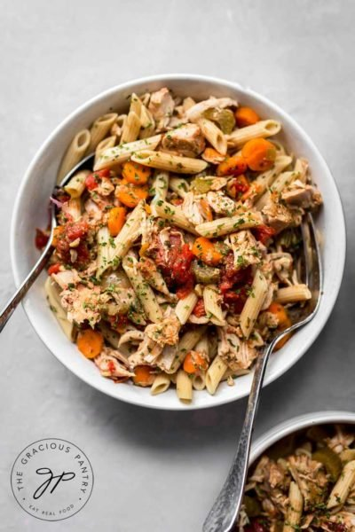Clean Eating Slow Cooker Pork Ragout Recipe