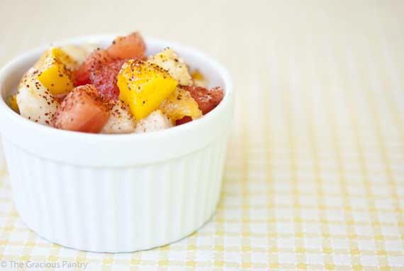 Ensalada De Fruta Recipe