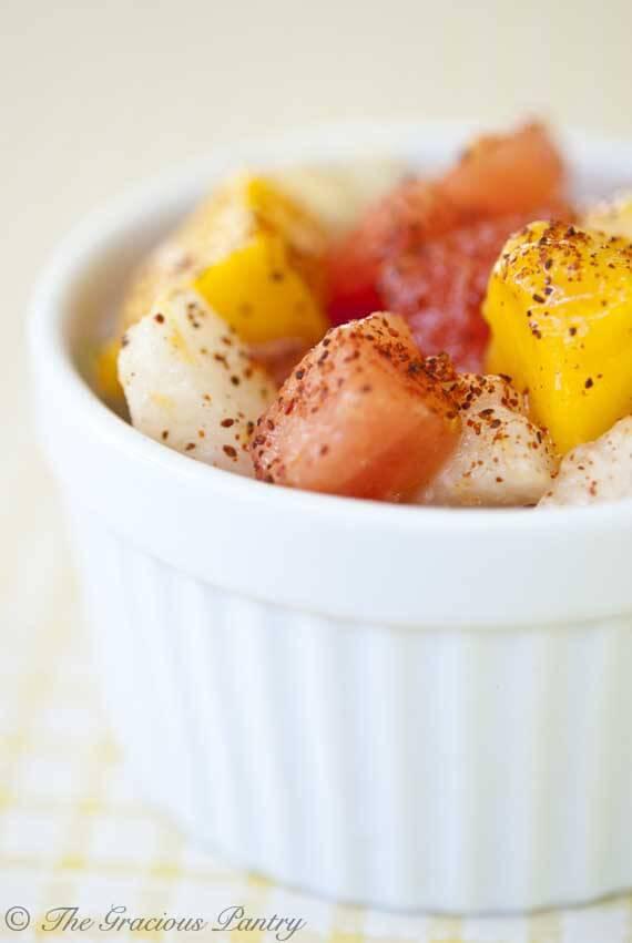 Clean Eating Ensalada De Fruta