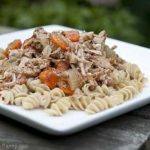Clean Eating Slow Cooker Pork Ragout