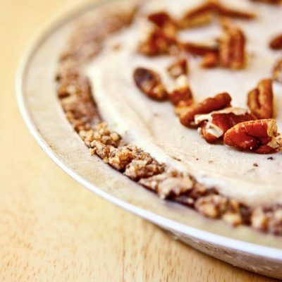 Ice Cream Pie Recipe (Banana Pecan)