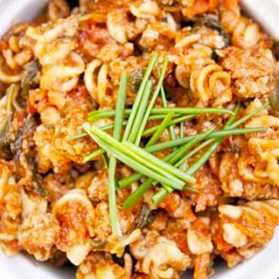 Superfood Rotini Recipe