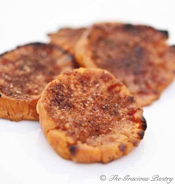 Clean Eating Crash Hot Sweet Potatoes