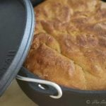 Clean Eating Dutch Oven Bread