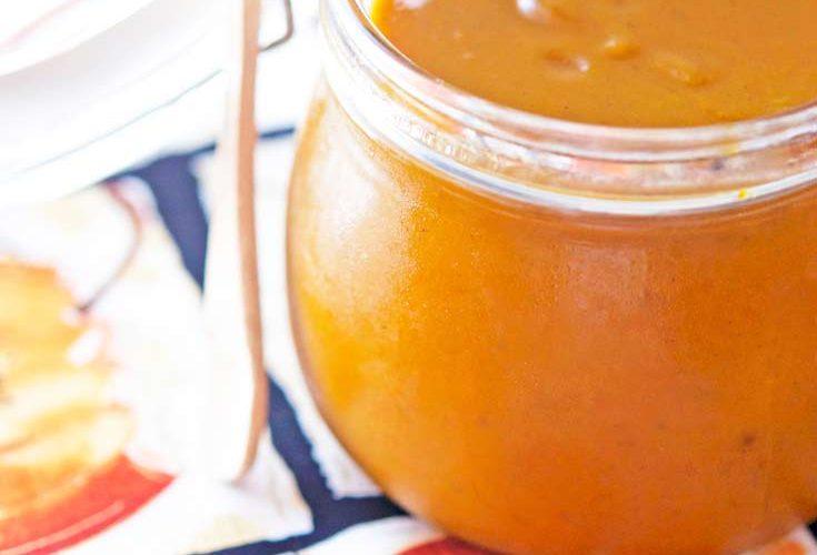 Clean Eating Pumpkin Butter Recipe